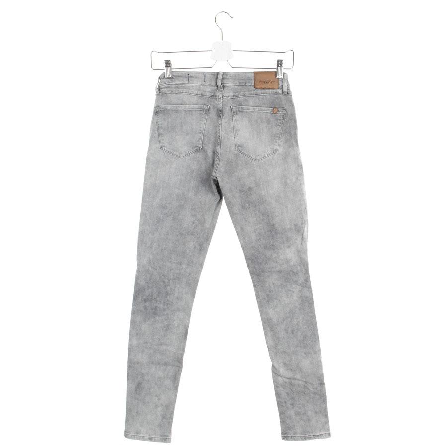 Jeans von Marc O'Polo Denim in Hellgrau Gr. W27 - Alva