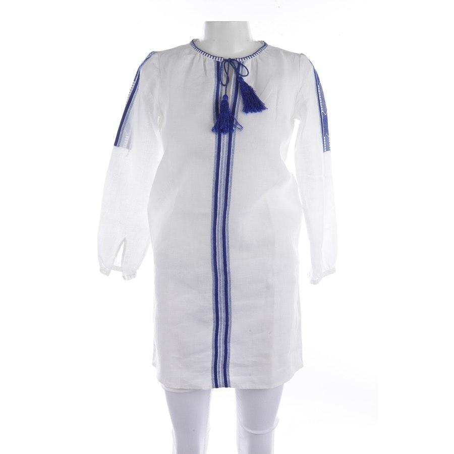 Tunika von Michael Kors in Weiß und Blau Gr. XS