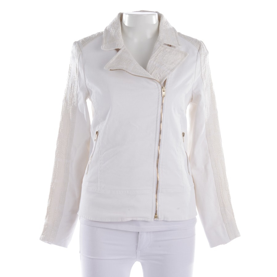 between-seasons jackets from 7 for all mankind in white size M