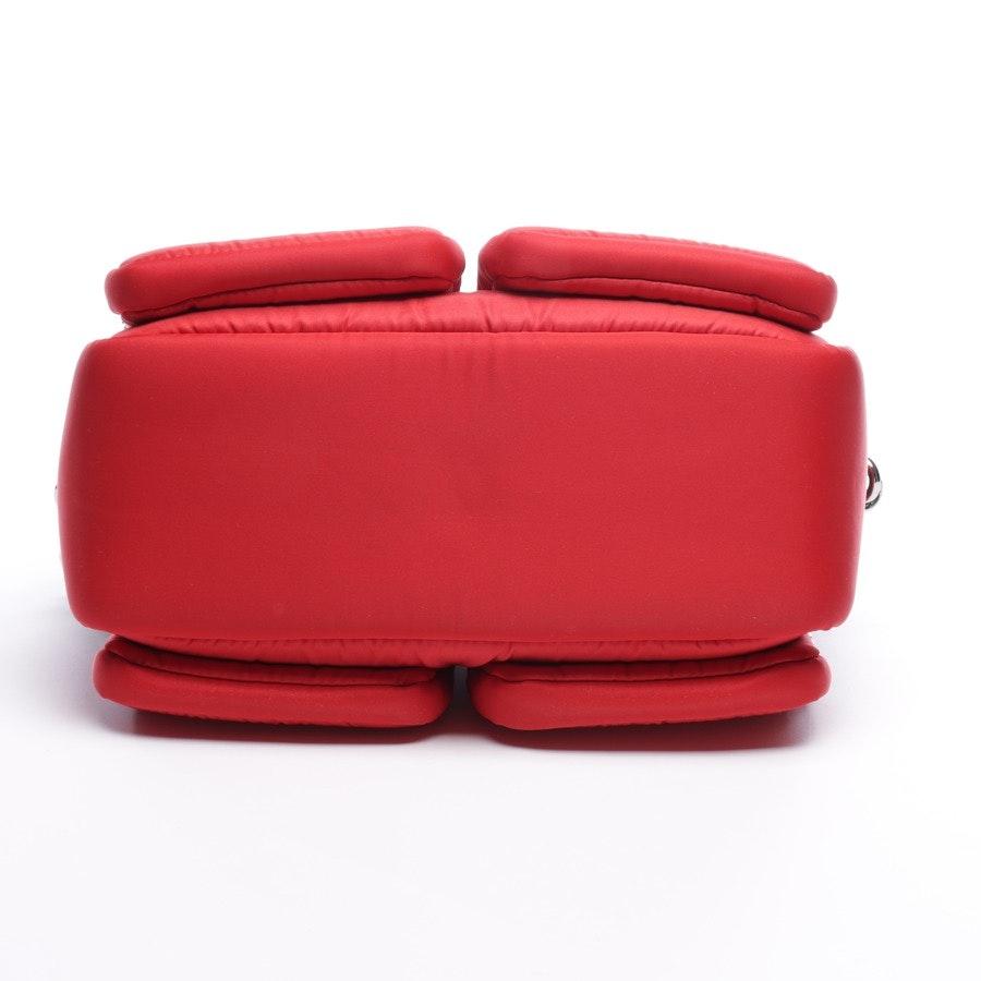 Handtasche von Prada in Rot und Schwarz