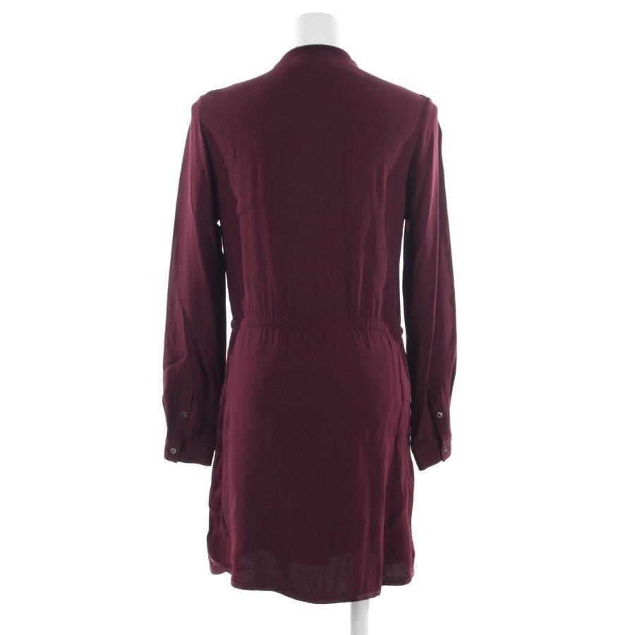 Blusenkleid von Liebeskind Berlin in Bordeaux Gr. 36