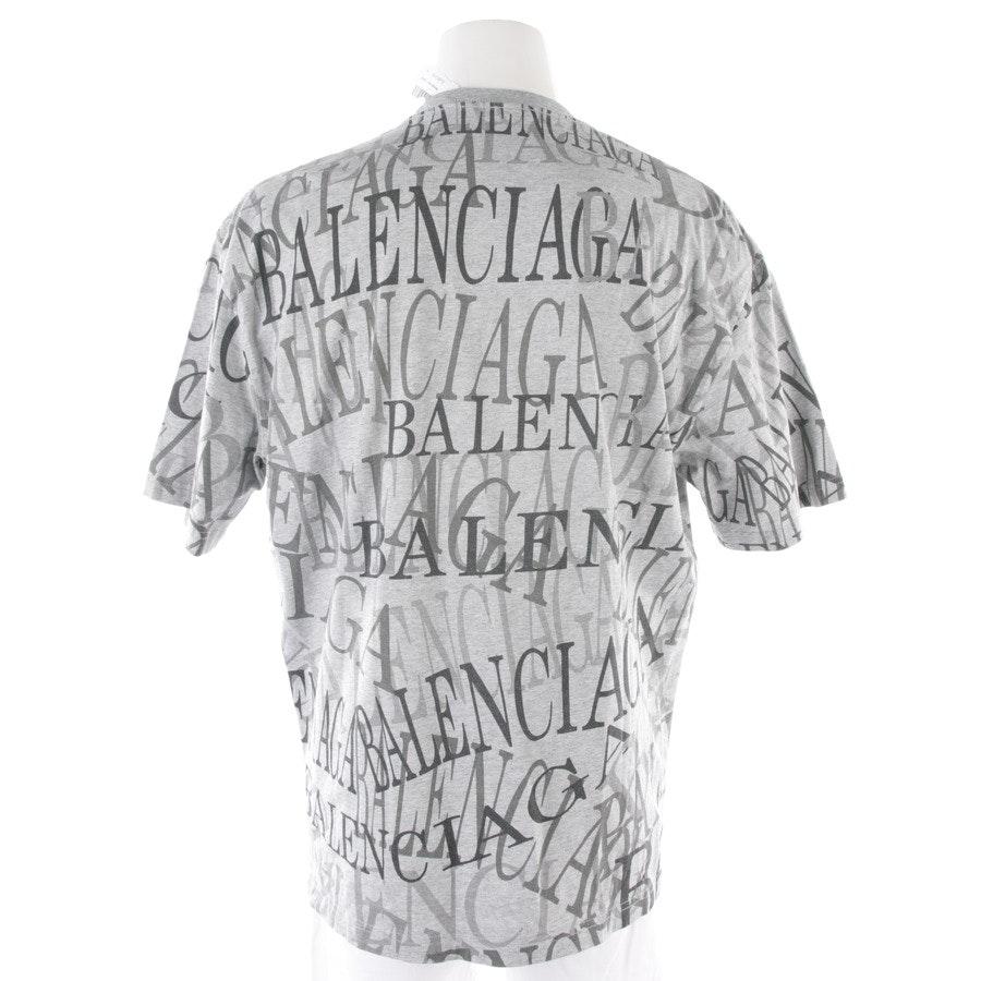 T-Shirt von Balenciaga in Grau Gr. M