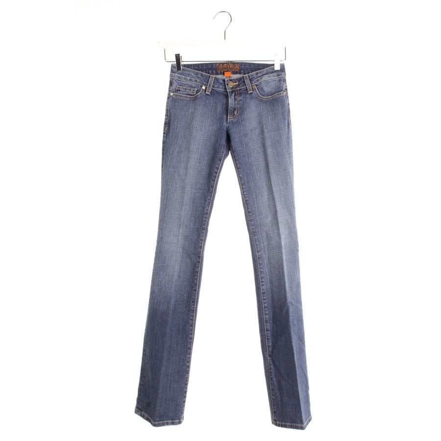 Jeans von Michael Kors in Blau Gr. W24 US 0