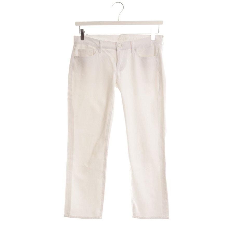 Jeans von 7 for all mankind in Cremeweiß Gr. W28 - Straight Leg