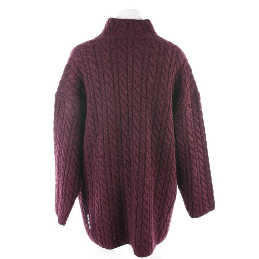 knitwear from Balenciaga in auburn size S