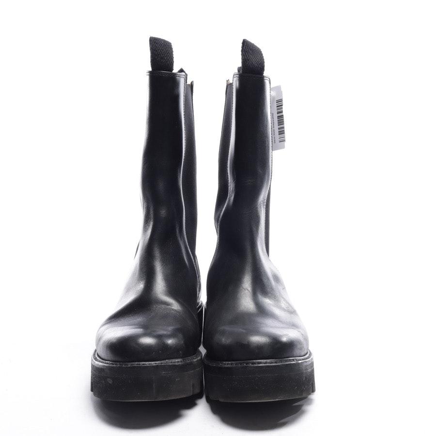 Stiefel von Grenson in Schwarz Gr. EUR 40,5 UK 7
