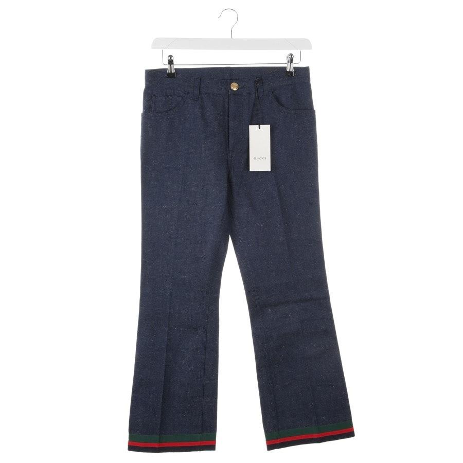 Jeans von Gucci in Dunkelblau Gr. W28 Neu