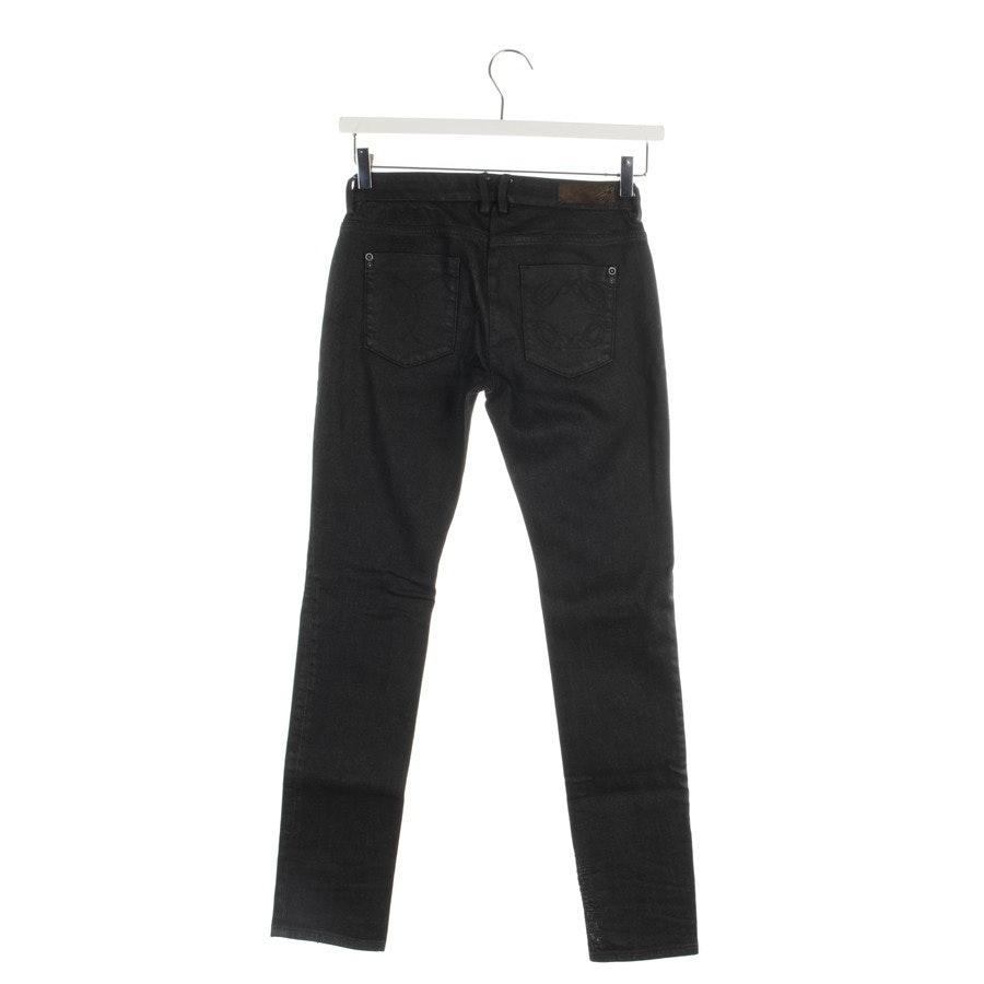 Jeans von Patrizia Pepe in Dunkelgrau Gr. W26 - Neu