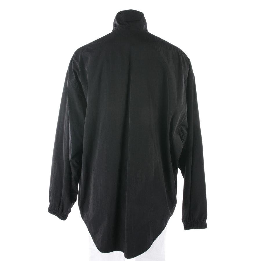 Jacke von Balenciaga in Schwarz Gr. 48
