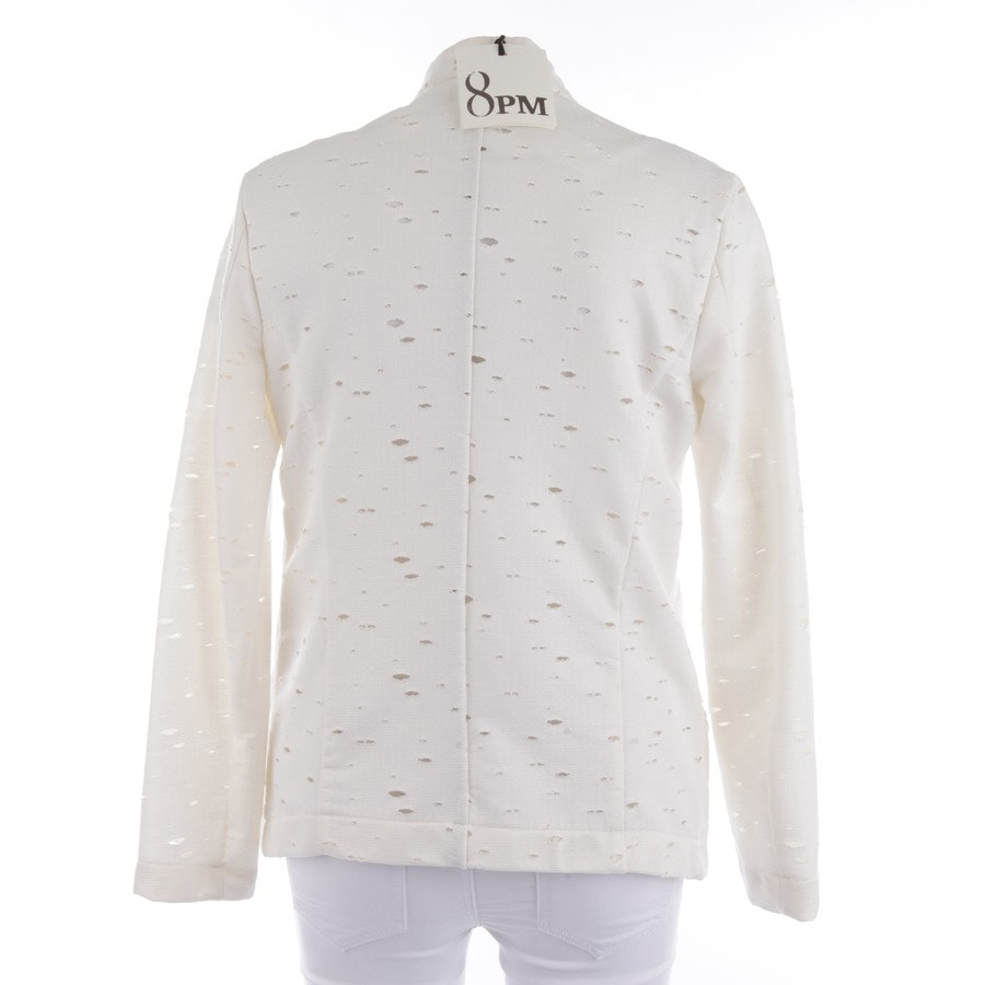 blazer from 8pm in cream size M - new - label!