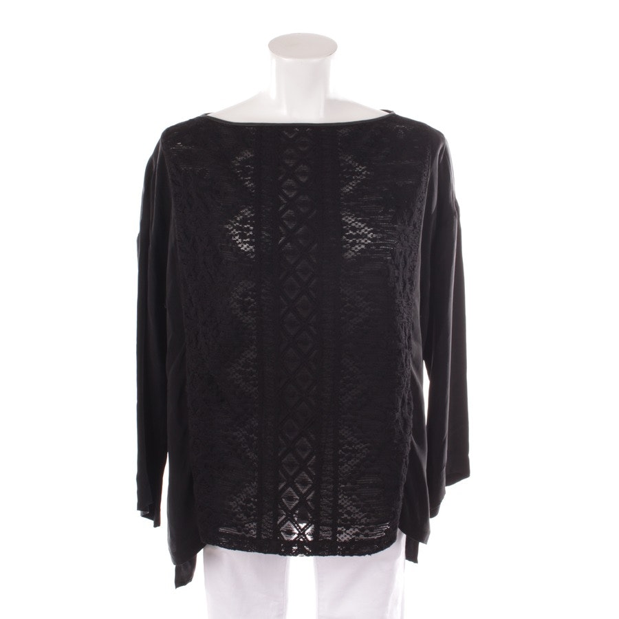 blouses & tunics from 8pm in black size M - new