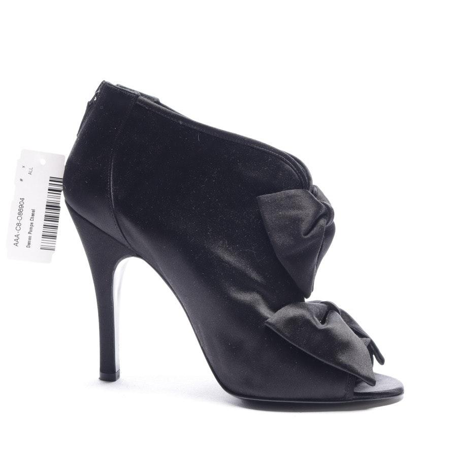 Ankle Pumps von Chanel in Schwarz Gr. EUR 40