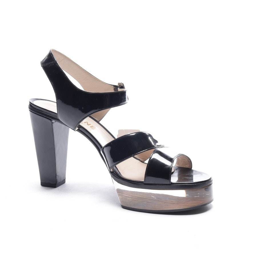 Heeled Sandals from Chanel in Black size EUR 41
