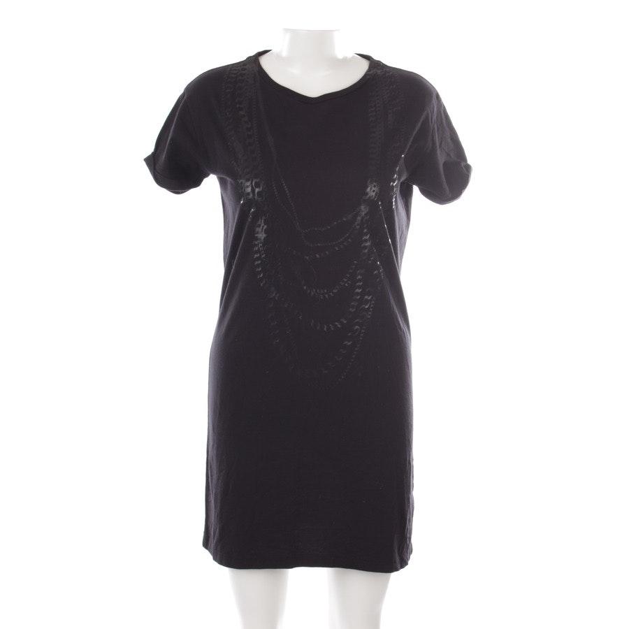 Jerseykleid von Denham in Schwarz Gr. M