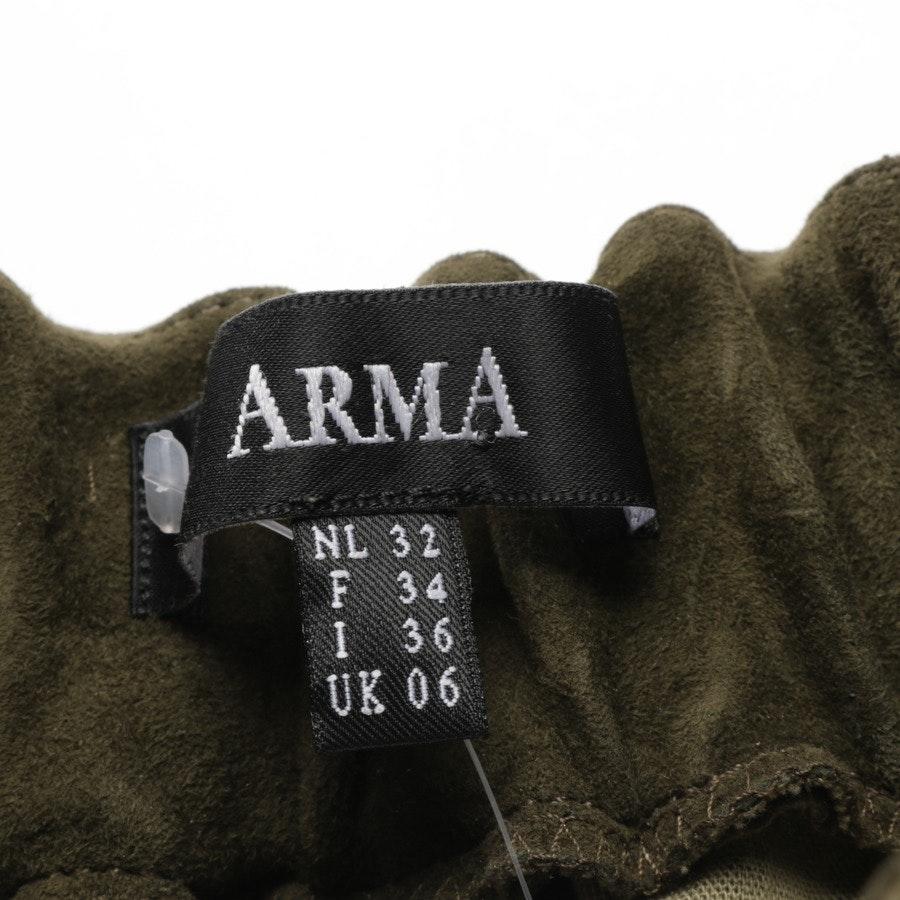 Hose von ARMA in Olivgrün Gr. 32