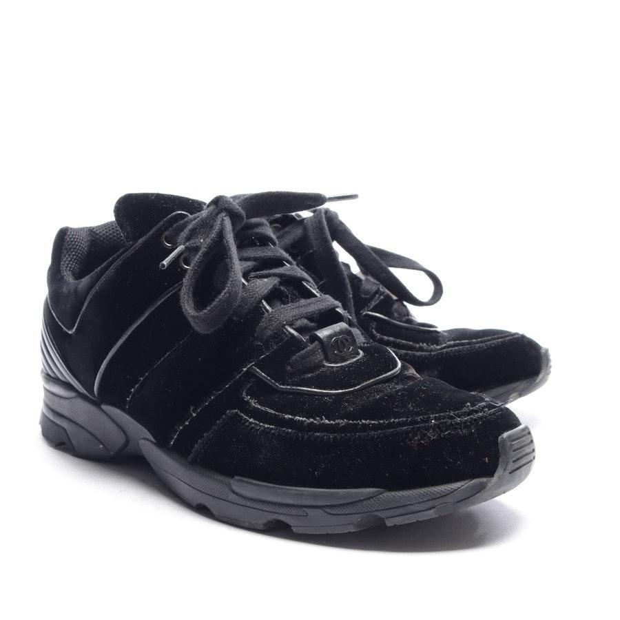 Sneaker von Chanel in Schwarz Gr. EUR 39
