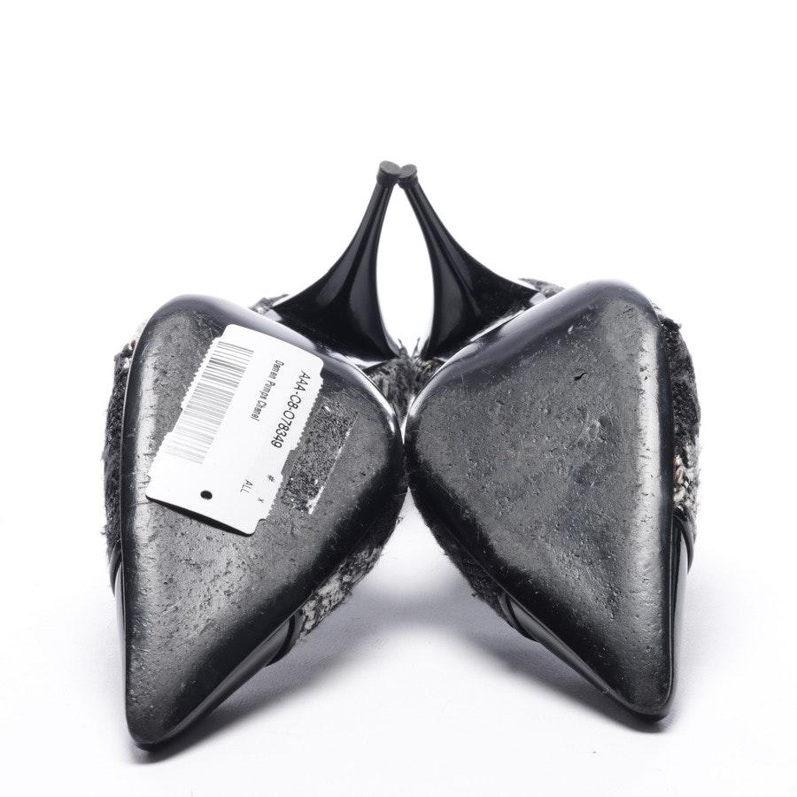 Pumps von Chanel in Schwarz und Weiß Gr. EUR 38