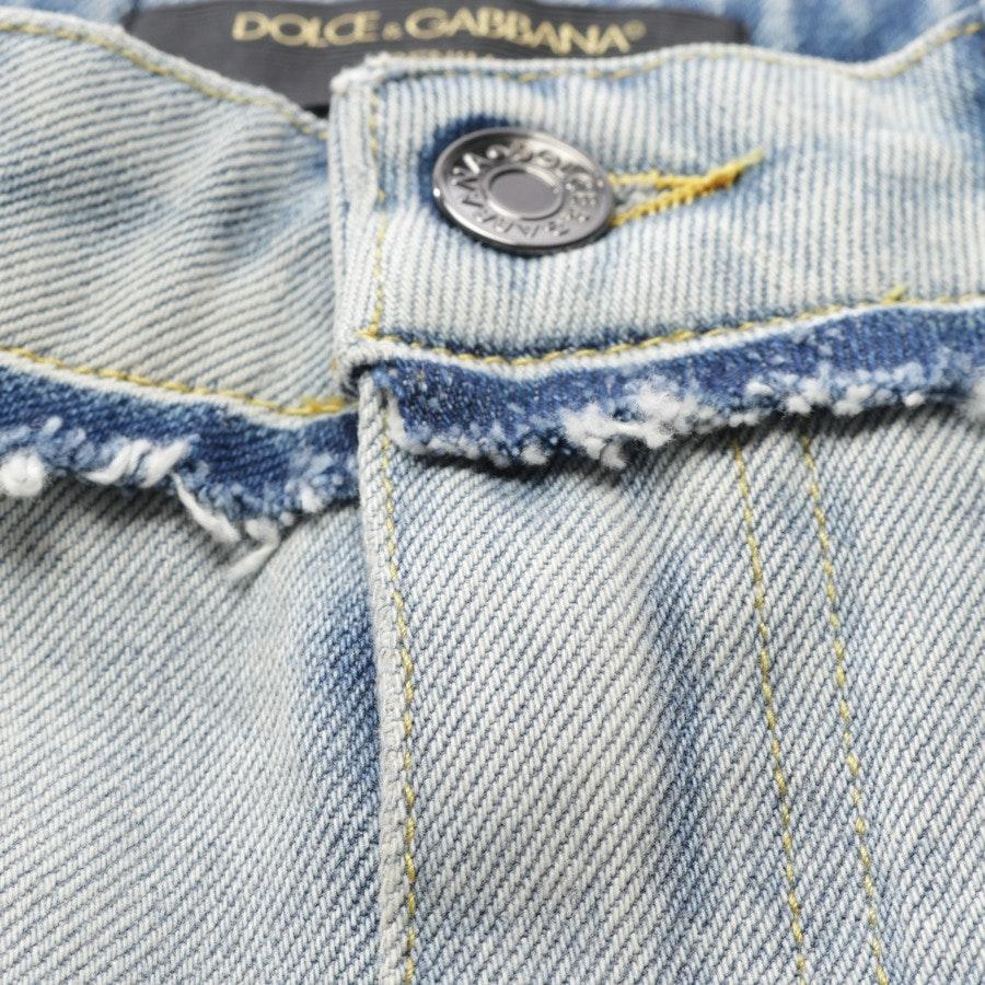 Jeans von Dolce & Gabbana in Himmelblau Gr. 38 IT 44 Neu