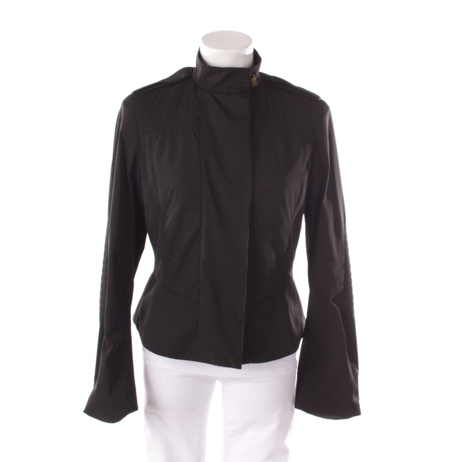 summer jackets from Hugo Boss Black Label in black size 36