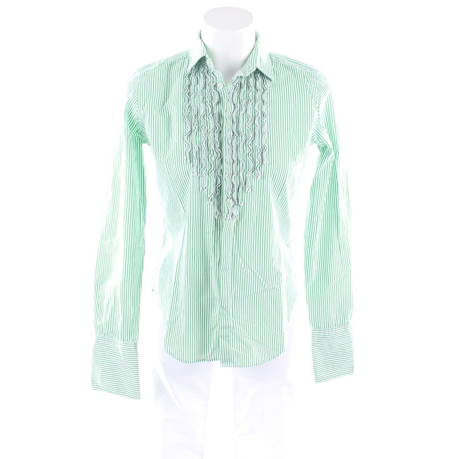 blouses & tunics from Polo Ralph Lauren in green and white size 38 US 8