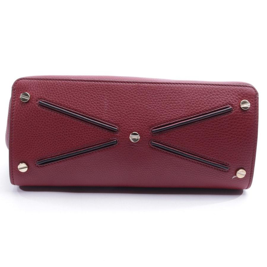 shoulder bag from Valentino in bordeaux - tote joylock medium