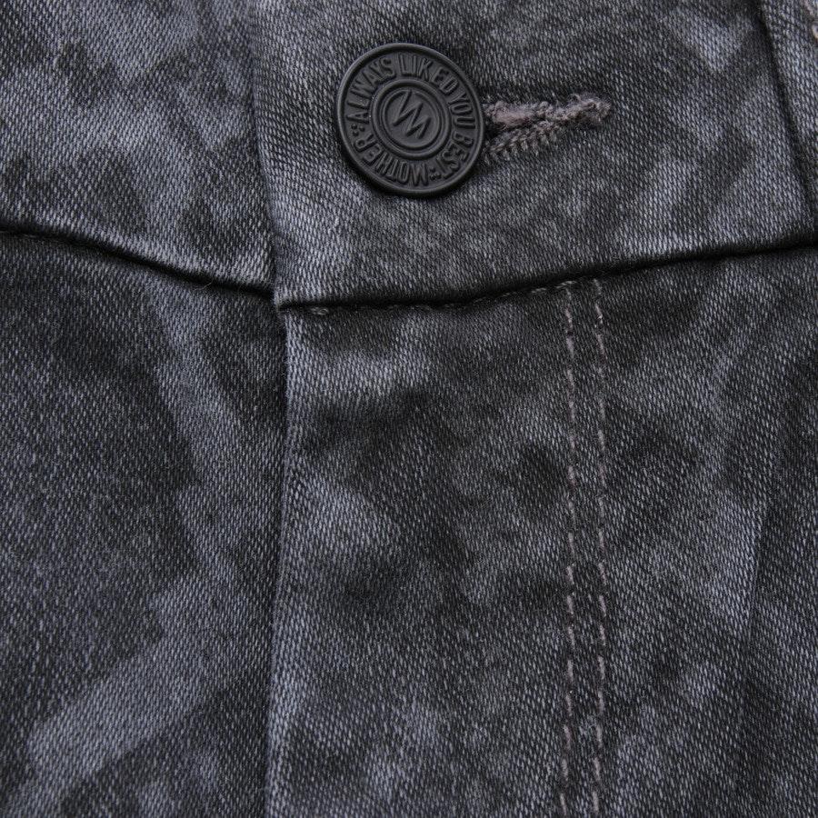 Jeans von Mother in Dunkelgrau Gr. W25 - Neu