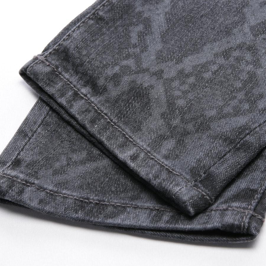 Jeans von Mother in Dunkelgrau Gr. W26 - Neu