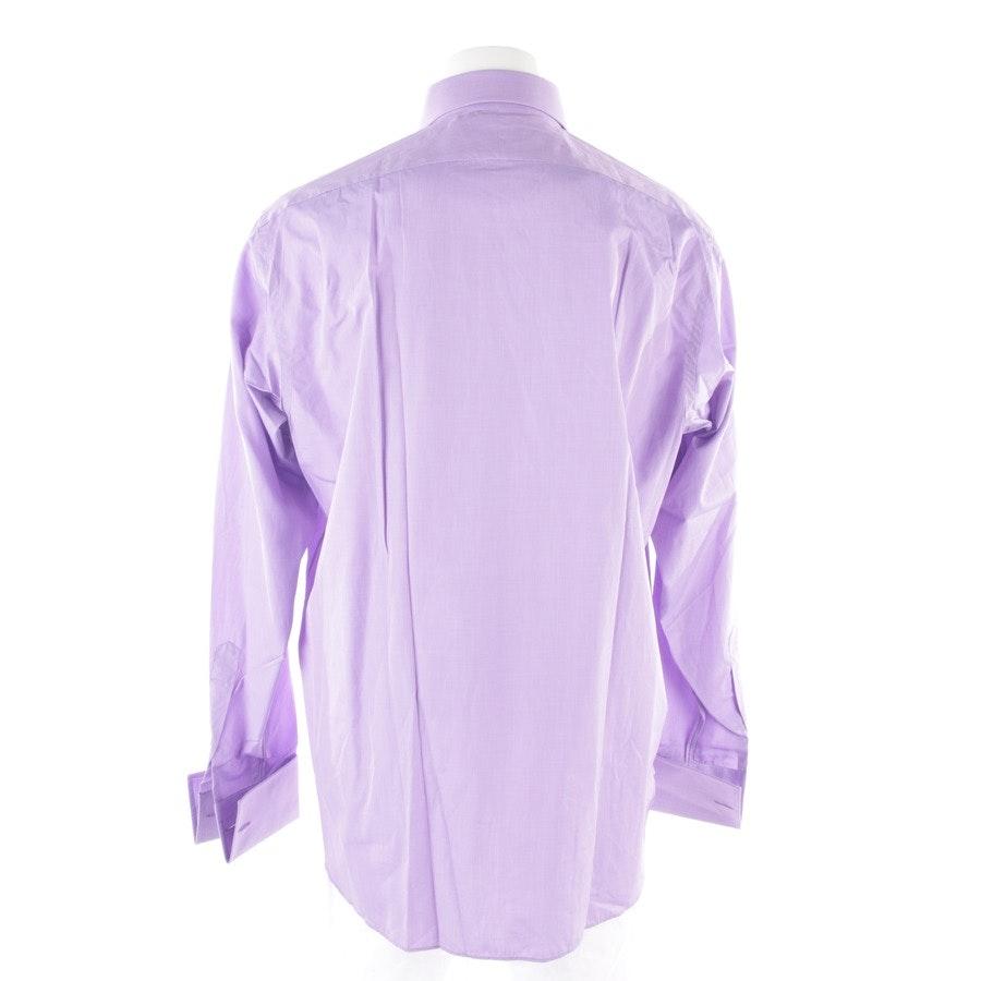 Businesshemd von Ralph Lauren Purple Label in Flieder Gr. 41-42