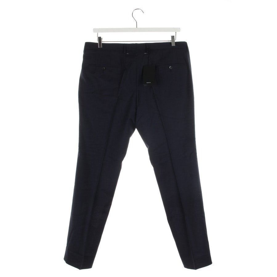 trousers from Hugo Boss Black Label in navy blue size W26