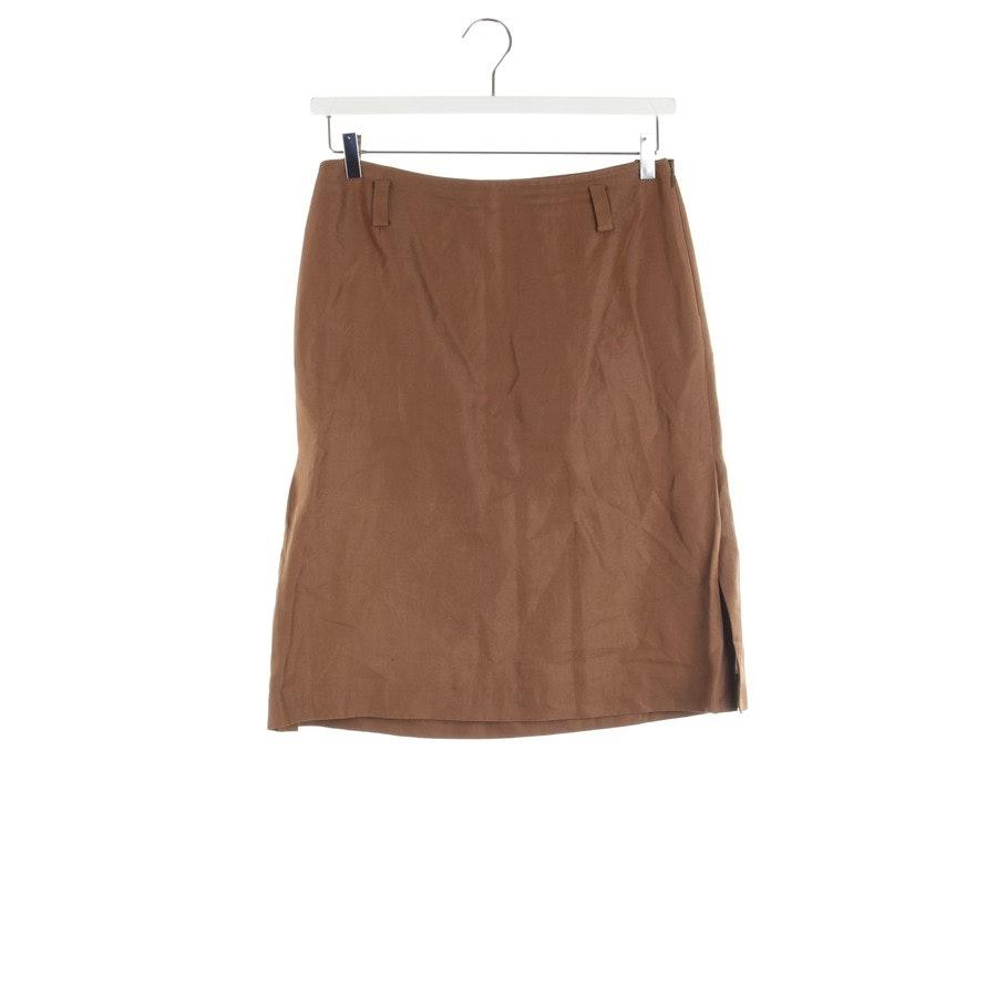 skirt from Hugo Boss Black Label in brown size 38