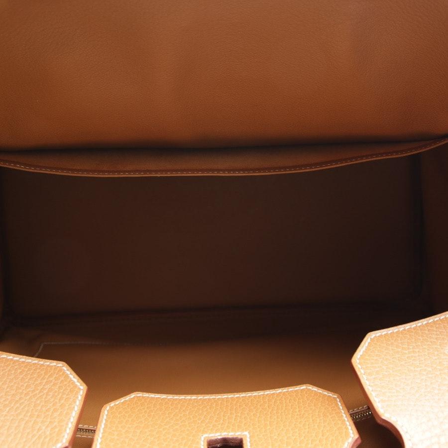 Handtasche von Hermès in Camel - Birkin 40
