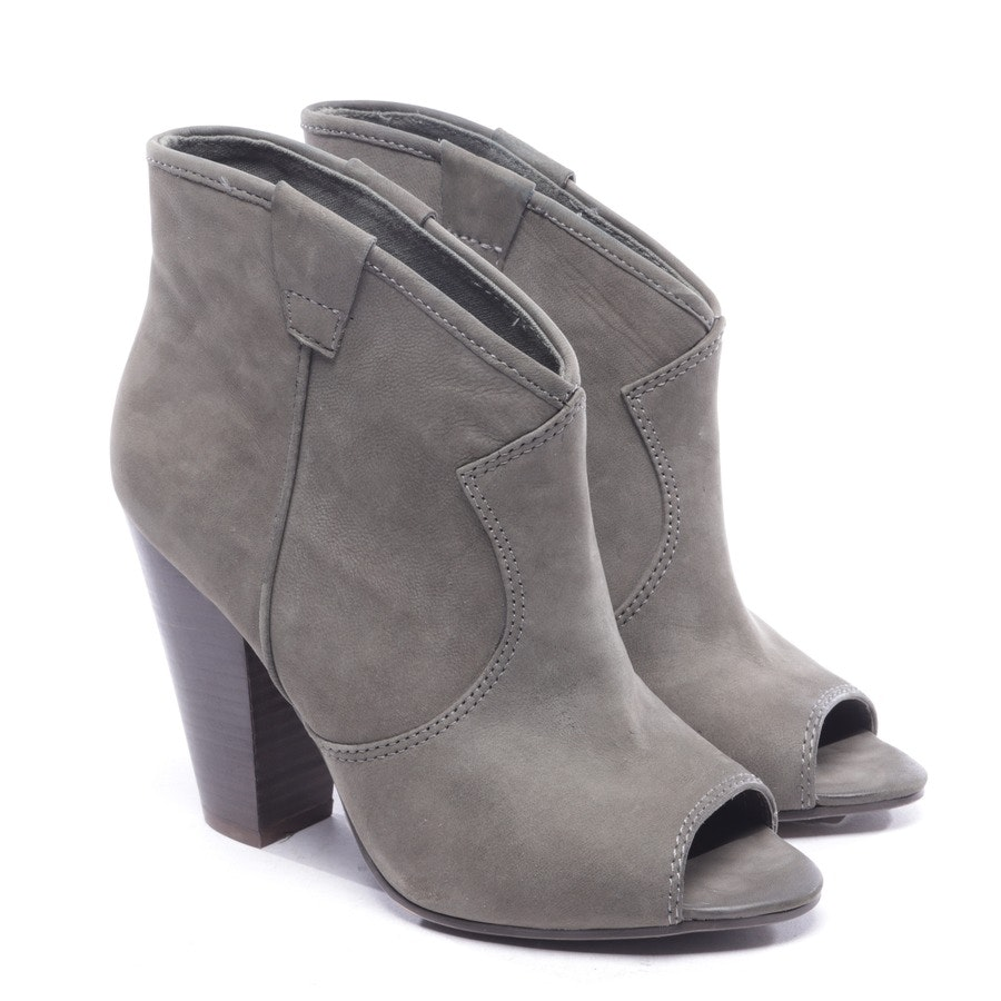 ankle boots from Ash in grey size D 37