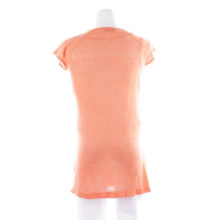 knitwear from Oui in orange size M