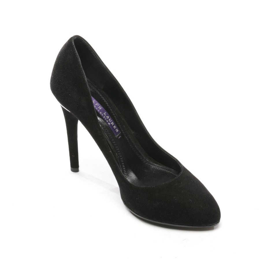 Pumps von Ralph Lauren Purple Label in Schwarz Gr. D 36 US 5,5