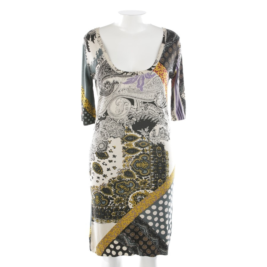 dress from Etro in multicolor size 38 IT 44 - proportion of silk