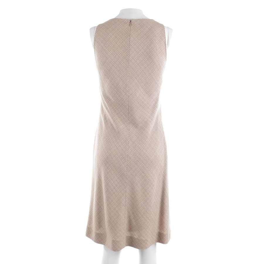 dress from Chanel in Beige and Mehrfarbig size 36 FR 38