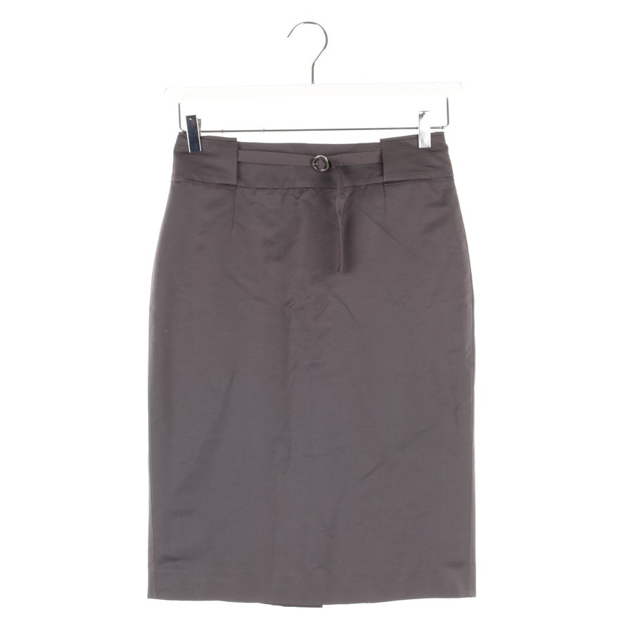 skirt from Hugo Boss Black Label in grey size XS