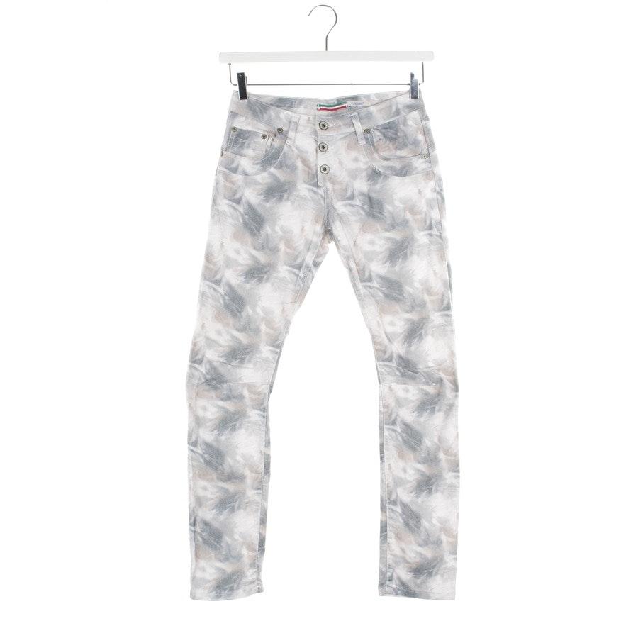 Jeans von Please in Multicolor Gr. S