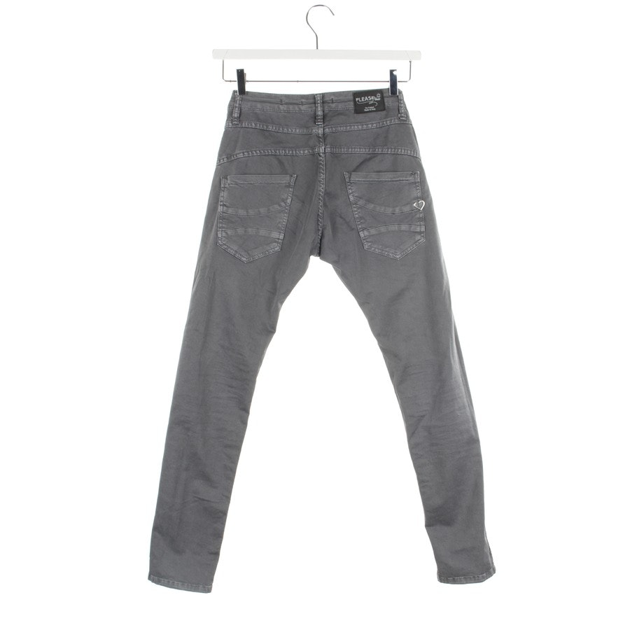 jeans from Please in grey-green size 2XS