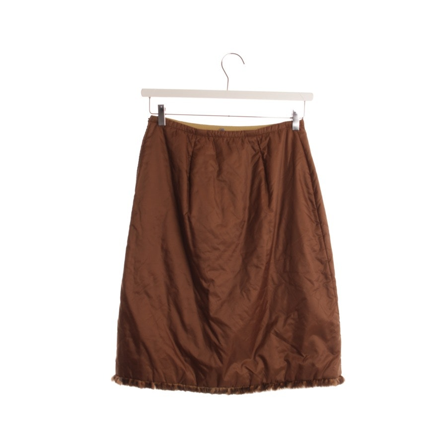 skirt from Schumacher in camel size S