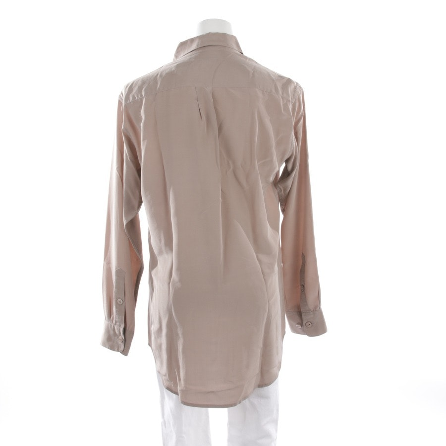 blouses & tunics from Equipment in taupe size S