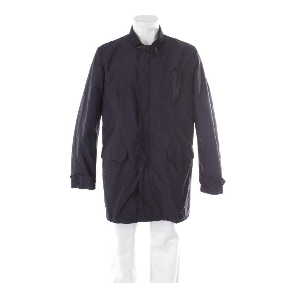between-seasons jackets from Geox in dark blue size 48