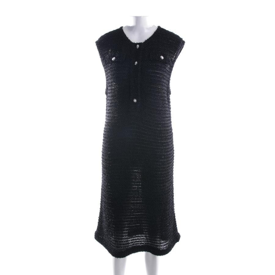 Kleid von Chanel in Schwarz Gr. 44 FR 46