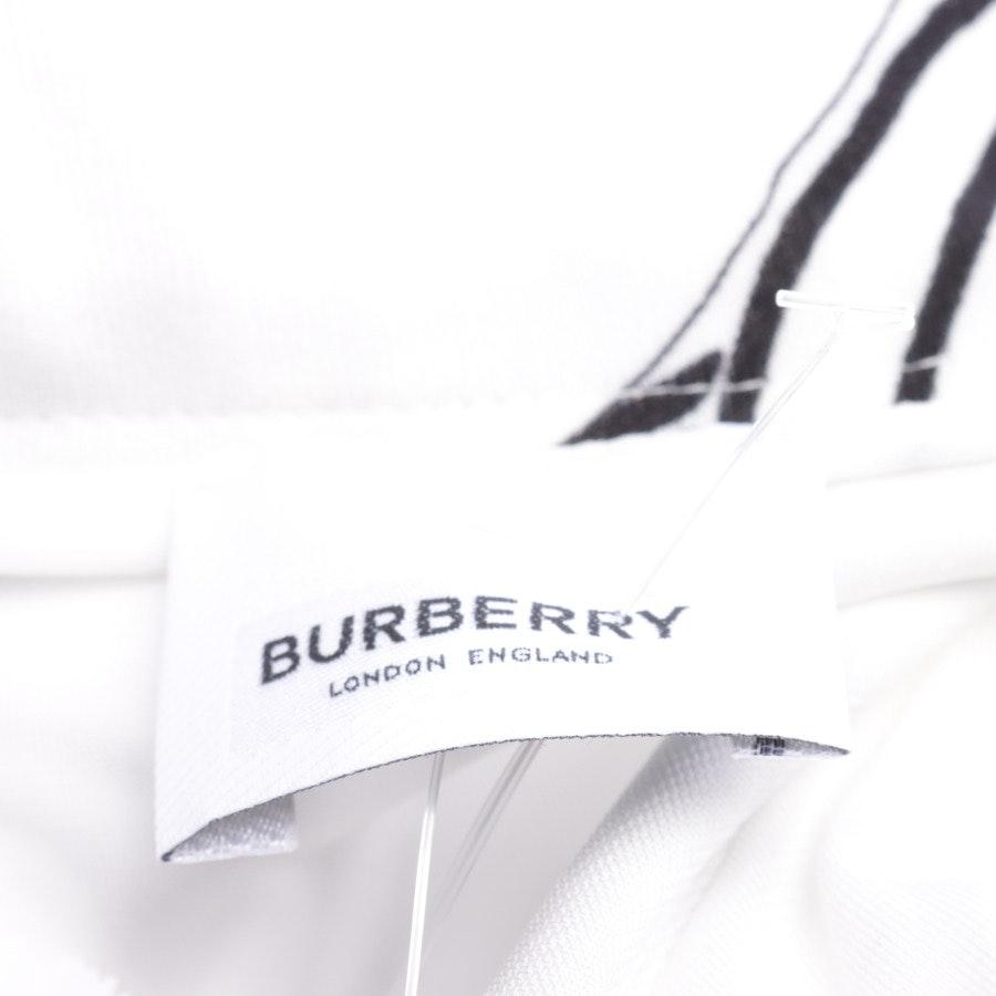 Rock von Burberry in Weiß und Schwarz Gr. 36 UK 10