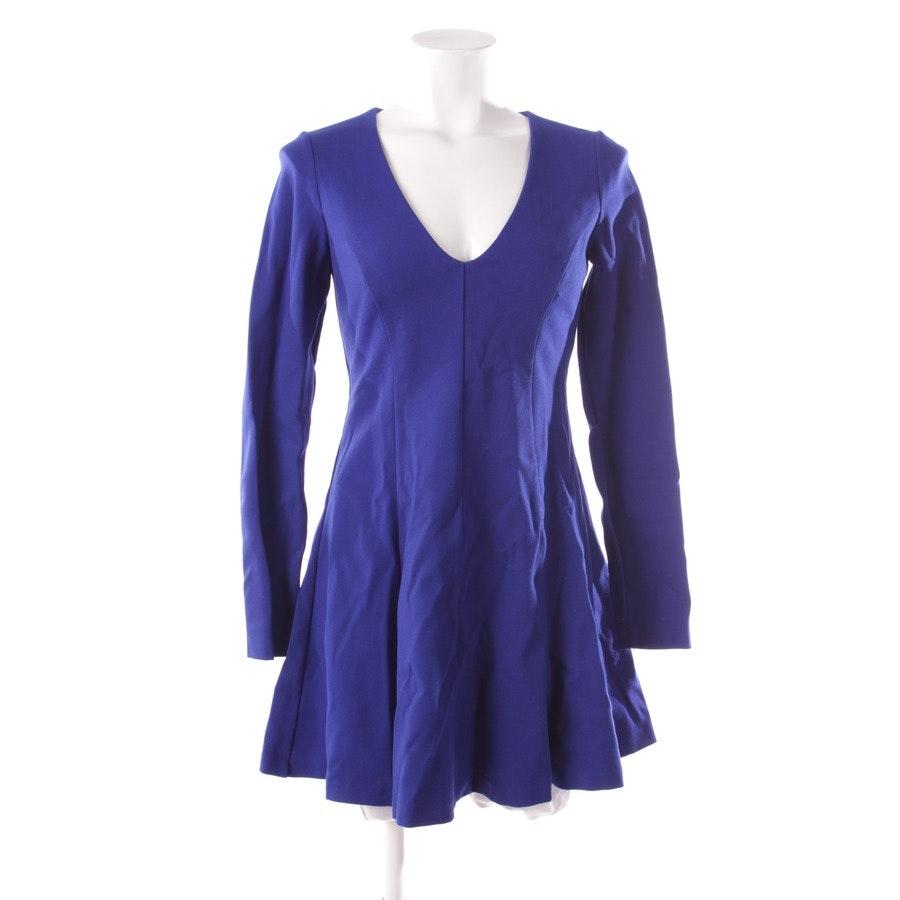 Kleid von P.A.R.O.S.H. in Blau Gr. M