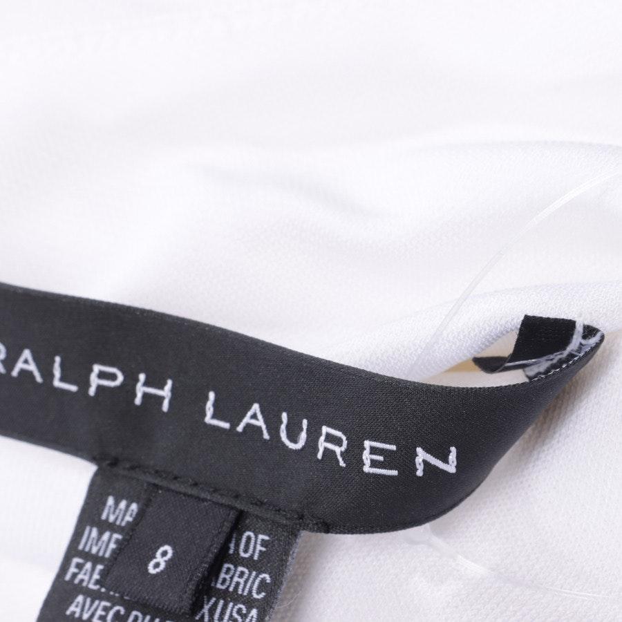 Jumpsuit von Ralph Lauren Black Label in Weiß Gr. 38 US 8