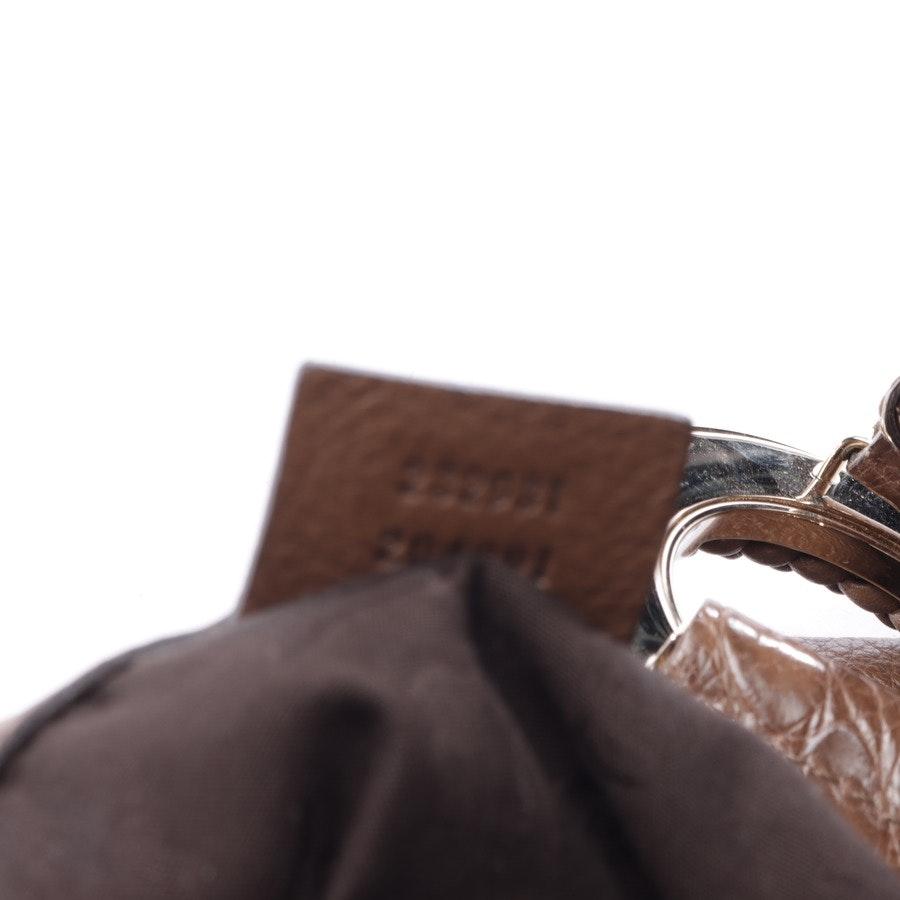 Schultertasche von Gucci in Braun G Wave