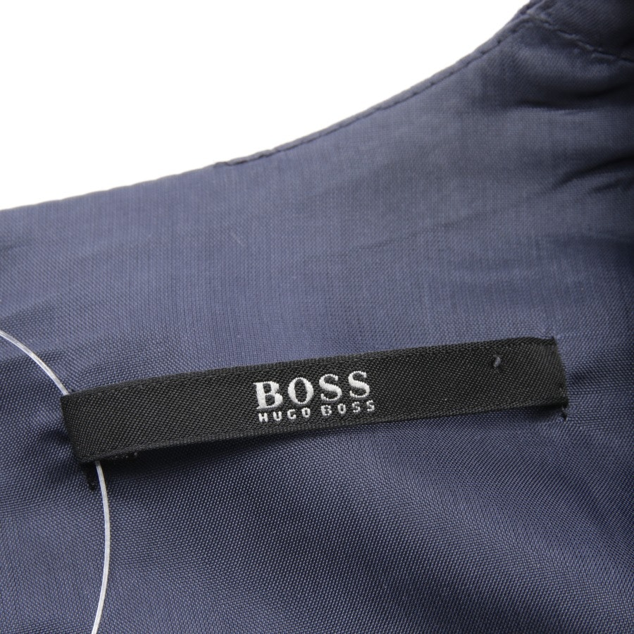 Kleid von Hugo Boss Black Label in Dunkelblau Gr. 38