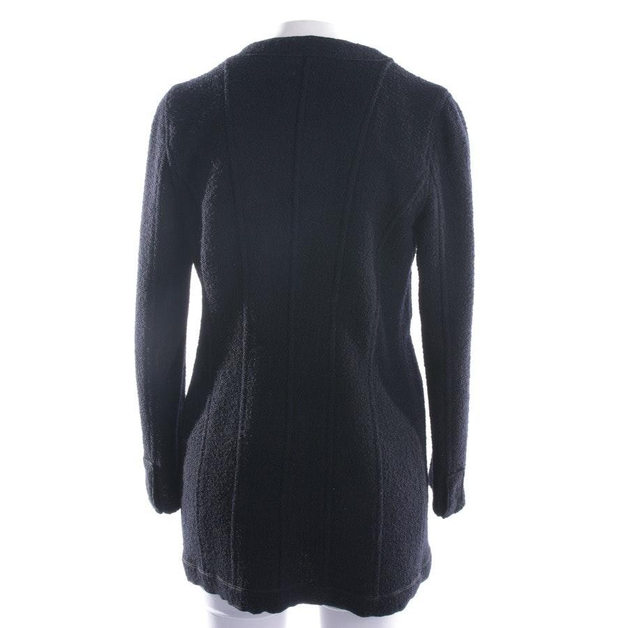 Übergangsjacke von Chanel in Schwarz Gr. XS