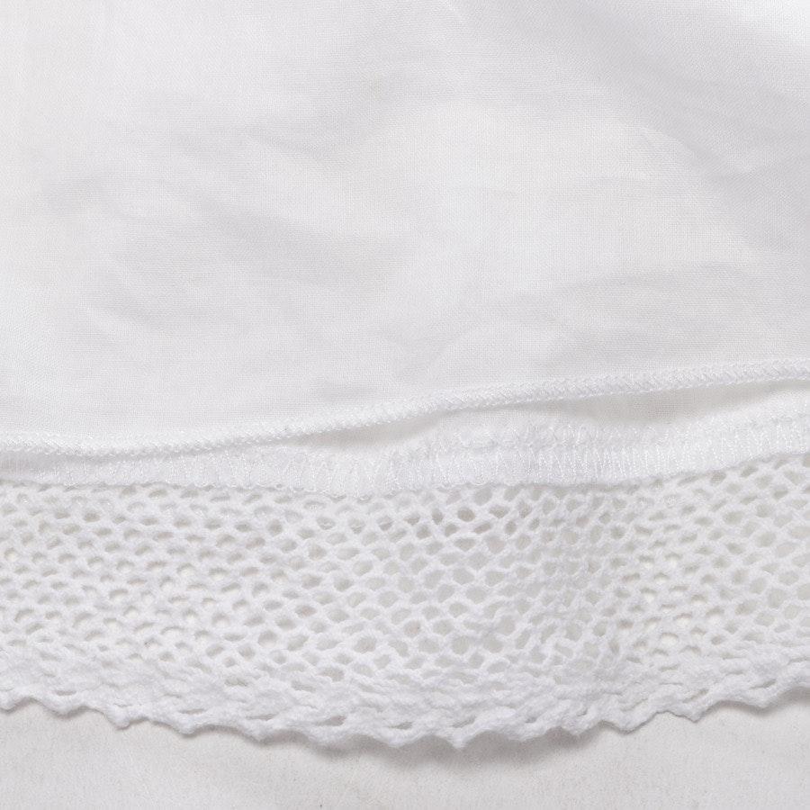 Tunikakleid von Patrizia Pepe in Weiß Gr. 36 IT 42